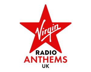 Virgin Radio Anthems UK 320x240 Logo
